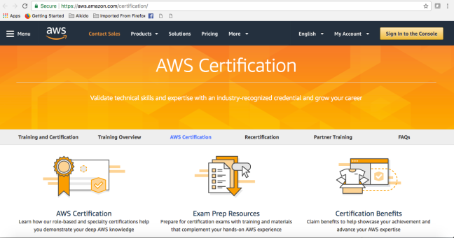 New AWS Certified Solutions Architect Associate Exam – Not Your ...